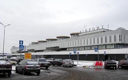 Терминал Пулково-1