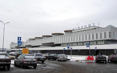 Международный аэропорт Пулково