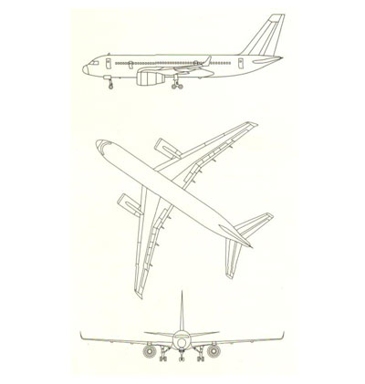 Самолет оснащен цифровым комплексом авионики с шестью цветными дисплеями для... площадь крыла (кв.м)...